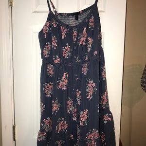Torrid babydoll dress
